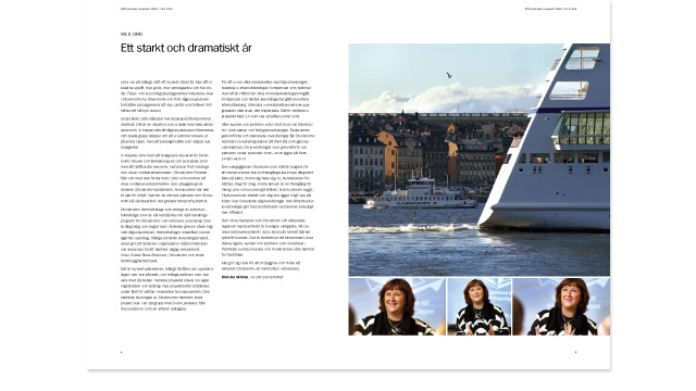 Stockholms Hamnars årsredovisning 2008