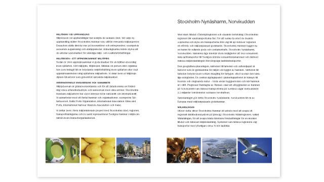 Stockholms Hamnar – miljöarbete i världsklass