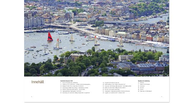 Volvo Ocean Race - Stockholm Stopover Slutrapport