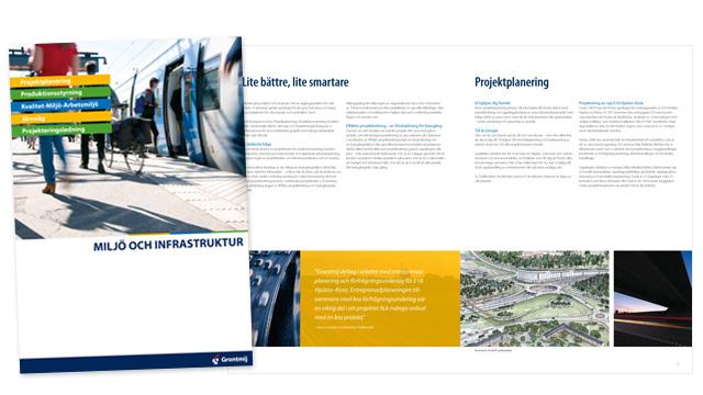 Grontmij – Miljö och infrastruktur