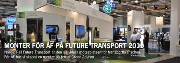 ÅF på Future Transport