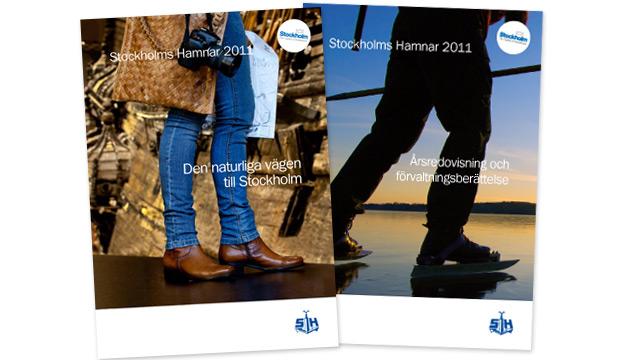 Stockholms Hamnars årsredovisning 2011