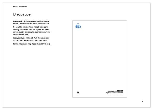 Stockholms Hamnars grafiska manual, 2012