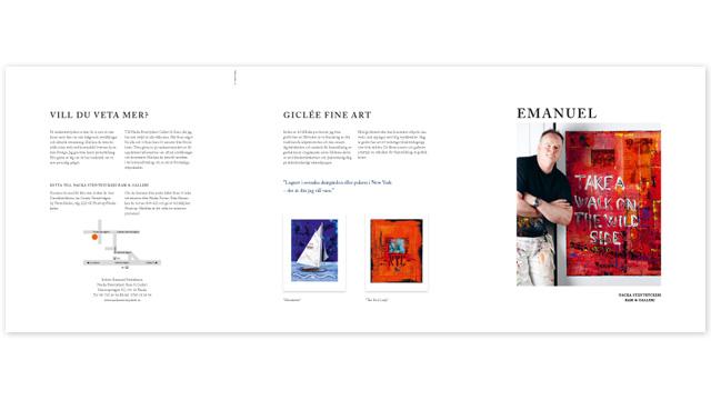 Emanuel – broschyr