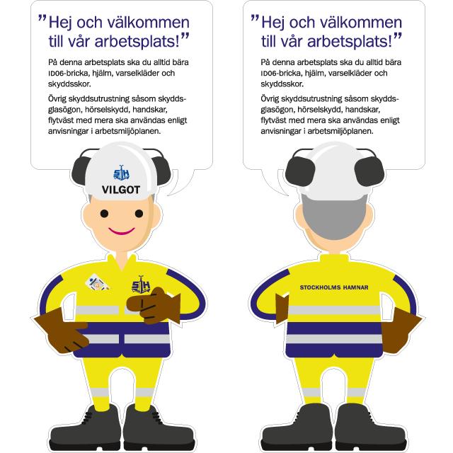Stockholms Hamnar – Vilgot