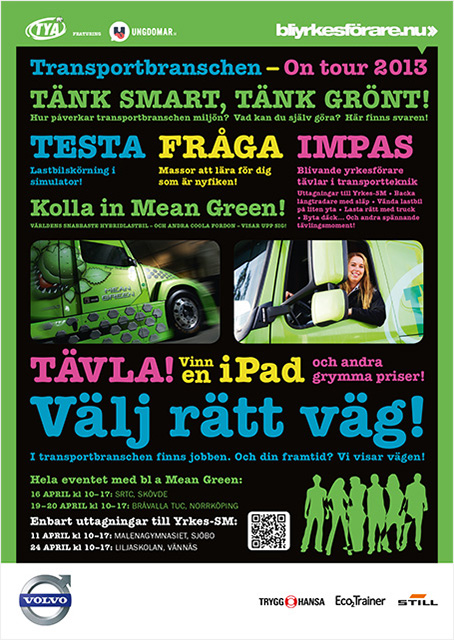 TYA affisch