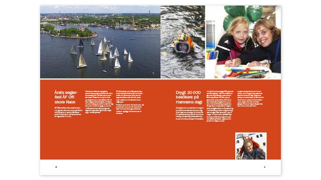 Stochkolms Hamnars årsredovisning 2012