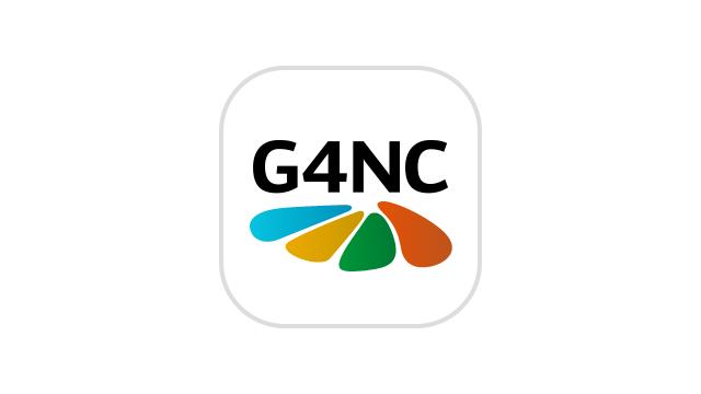 G4NC logotyp