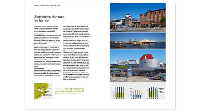 Stockholms Hamnars årsredovisning 2013