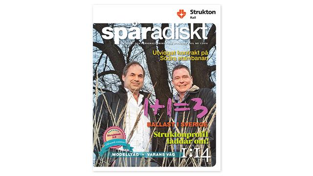 Spåradiskt nr 1/2014