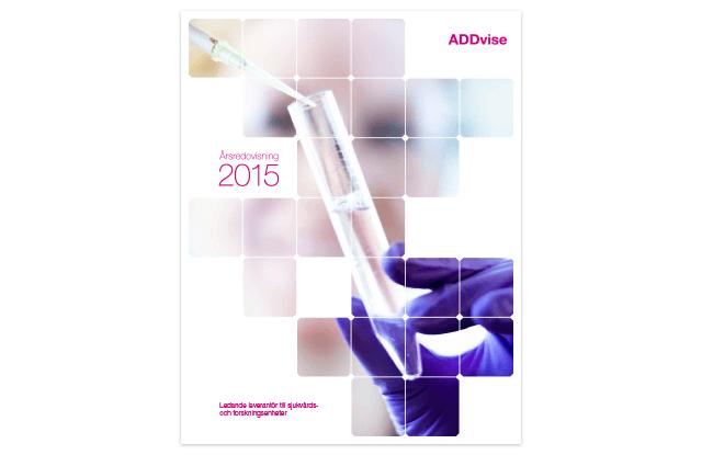 ADDvise årsredovisning 2015