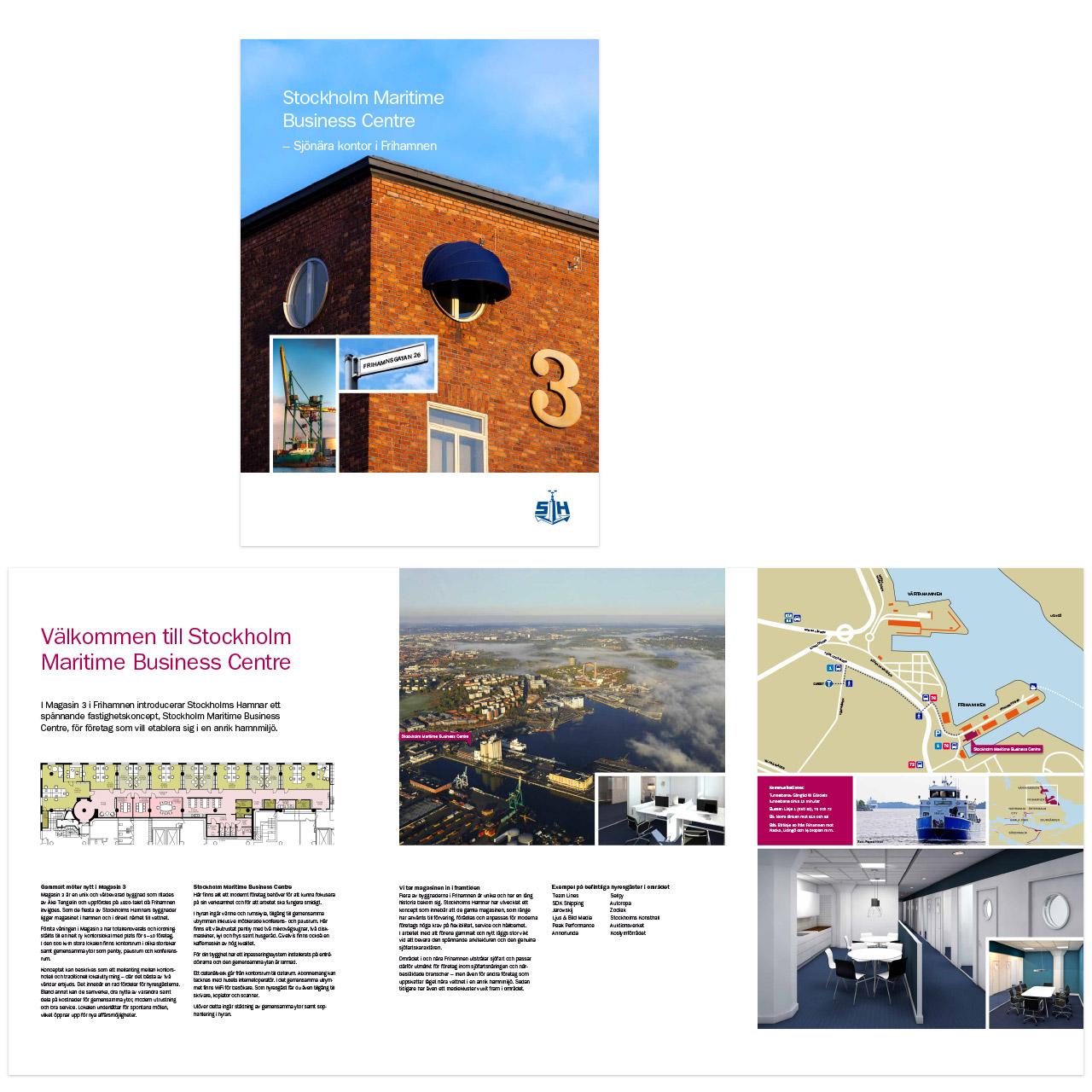Stockholm Maritime Business Centre