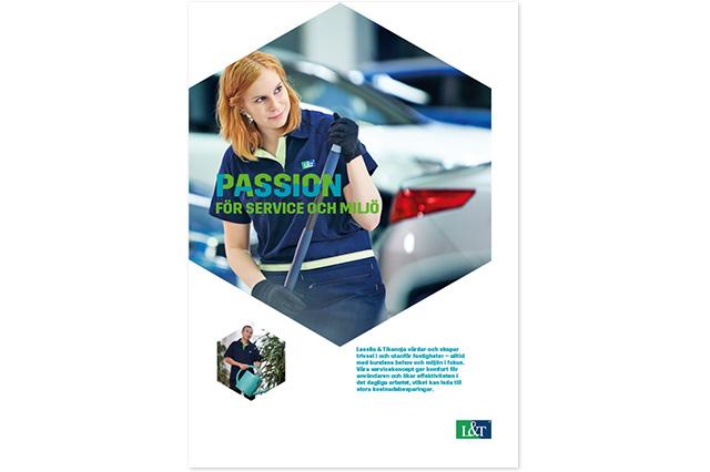 Lassila & Tikanoja broschyr