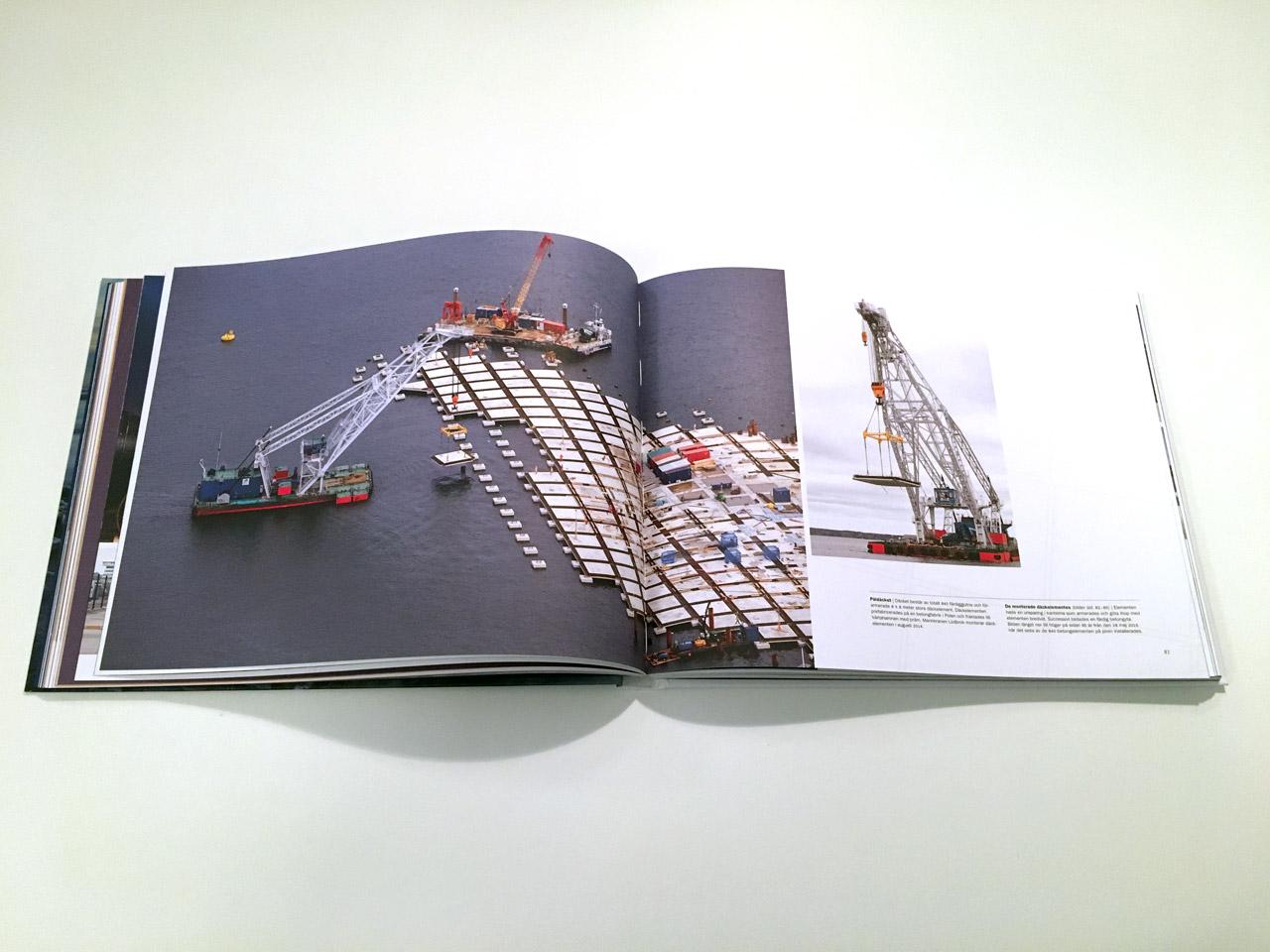 Att bygga en hamn – Värtahamnen