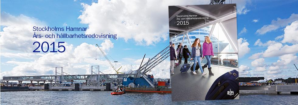 Sextonde året för Stockholms Hamnar