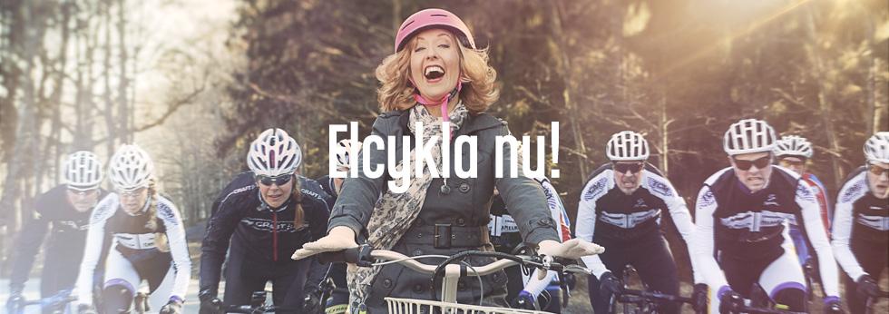 Elcykla nu!