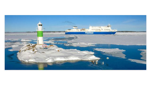 Att bygga en hamn – Kapellskärs hamn